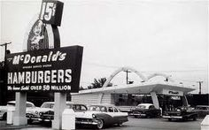 The orginal McDonalds, I so remember those