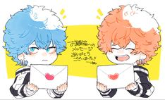 Fanarts Anime, Anime Chibi, Kawaii Anime, Angry Smiley, Hd Anime Wallpapers, Anime Qoutes, Tokyo Ravens, Mikey, Anime Best Friends
