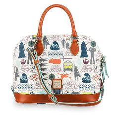 New Dooney & Bourke x Star Wars The Force Awakens range of handbags and wallets ⭐️ Star Wars fashion ⭐️ Geek Fashion ⭐️ Star Wars Style ⭐️ Geek Chic ⭐️