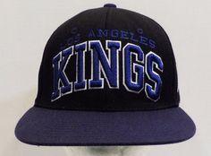 LA Kings Los Angeles Snapback Baseball Truckers Hat Cap NHL Hockey #Zephyr #BaseballCap
