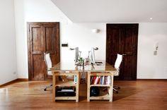 Our custom design desk
