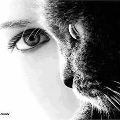 oameni cu vedere alb-negru)
