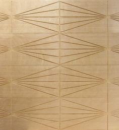 Karell Design / KUVIO wood panels (Red Cedar).