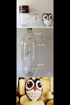 Flaske udnyttelse = søde ugler