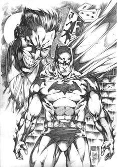 Joker's Knight by Marcio Abreu