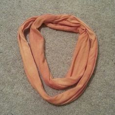 Infinity scarf Never worn. ❌ no trades Accessories Scarves & Wraps