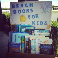 Because the Littles need their beach reads too! #islandbookstoreobx #readeveryday