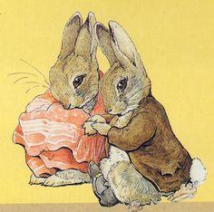 Pictures by Beatrix Potter | Beatrix Potter , originally uploaded by Gatochy .