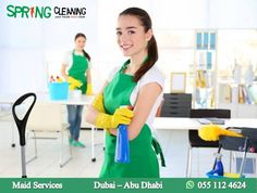 Find your Best Maids For cleaning your Home ✅ Fully protected maids wearing mask and gloves. ✅ Professional & Well Trained Cleaner at your home ✅ Book Online www.springcleaning.ae Call Now 052 894 0897 #SpringCleaning #CleaningCompanyDubai #MaidServices #FilipinaCleaners #Fulltimemaids #Parttimemaids #Housekeeping #Cleaningservices #DeepCleaning #HouseCleaning #OfficeCleaning #DubaiCleaners #SofaCleaning #CarpetCleaning #Professional #Reliable #Homemaids #dubaicleaners