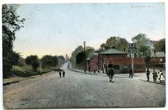 Shooters Hill Plumstead.