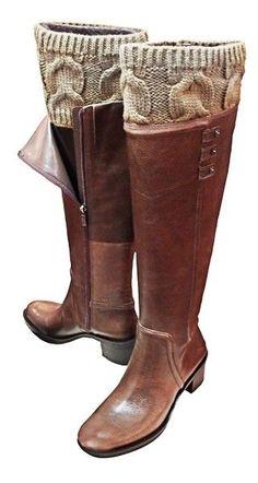 ගොතන ලද,pletené,háčkovanie,Вязание,,,tığ,, కుట్టు,,Knitted Boot Cuffs! Perfect for cold weather,qorapa me grep,qorapa me krrabza,pune dore me grep,crochet,knitted,knitted,