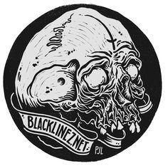 sticker on Behance