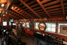 The third Sunday in each month, Walt Disney's Barn Museum, the original Santa Fe & Disneyland Combine Coach, and Ollie Johnston's Victorian Train Depot, are open for public visiting. Often, Disney veterans and Legends drop by for chats and autographs.…