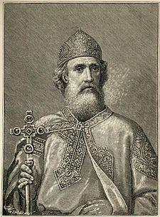 St. Vladimir the Great, Grand Prince of Rus'; 958-1015
