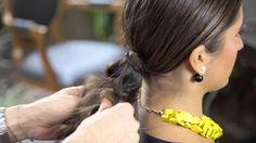 Marcos Proença ensina penteados com inspiração tribal   Beleza