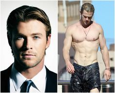 Chris Hemsworth #celebrities #actors #hotties #hotguys