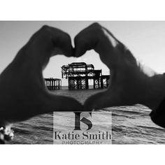 #sussex #eastsussex #brighton #lumix #panasonic #jessops #pier #westpier #thisisbrighton #igbrighton #ig_brighton #photography #blackandwhite #b&w #seaside #beach