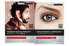 Die SichtBar United Optics Plakate
