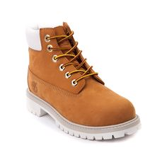 0858672acd4a Youth Timberland 6  Boot Kids Timberland Boots