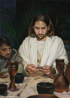 Last Supper By Liz Lemon Swindle http://www.foundationarts.com/p-15895-last-supper.aspx?affiliateid=10199