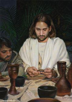 Last Supper By Liz Lemon Swindle