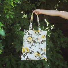 Flora I. Flora, Reusable Tote Bags, Plants