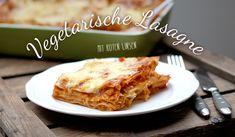 Rezept für eine leckere vegane Linsen-Bolognese und eine leckere vegetarische Lasagne