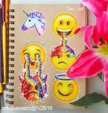 Resultado de imagen para emojis raros para dibujar tumblr