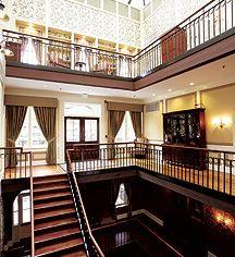 Inside of River Street Inn