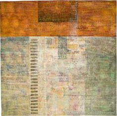 Composition I 46 x 46 inches Deidre Adams
