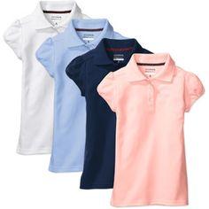 Pink School Shirts