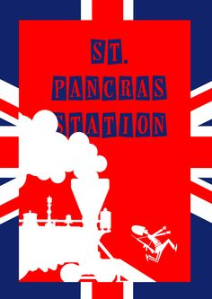 St. Pancras Station-LONDON (Londres)   #london #londres #horseguard