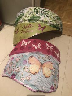 Tonscherben mit servietentechnik Hats, Garden, Hat, Garten, Lawn And Garden, Outdoor, Tuin, Gardens, Yard