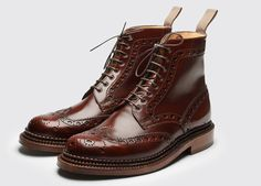 Grenson Boots - Best Shoes for Men - Esquire