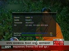 Kanak TV has started on AS 5 C Band - ThaiSatellite TV