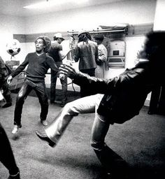 even Bob Marley and Jimi Hendrix know how to bernie