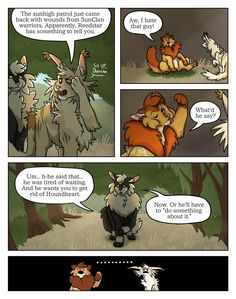 The Dog Star - Page 111 by Razmerry on DeviantArt He Said That, Told You So, The Dog Star, Tired Of Waiting, Sit Up, Comebacks, Deviantart, Guys, Stars