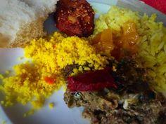 Afrikanisches Frühstück im #Bobotie in Köln