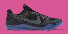 Nike Kobe 11 836184-005 Profile