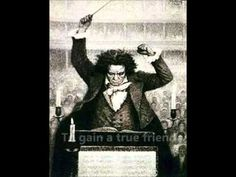 """Beethoven's """"Ode to Joy"""" - With english subtitles HD sound - YouTube"""
