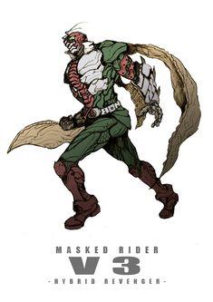 日々是遊楽也 — starninnger: Some Showa era Kamen Riders for you Character Concept, Character Art, Concept Art, Robot Cartoon, Showa Era, Kamen Rider Series, Tecno, Character Design References, Illustrations And Posters