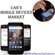 #UAE's #Mobile Devices Market