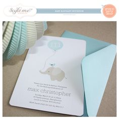 This site got tons of pretty invitations