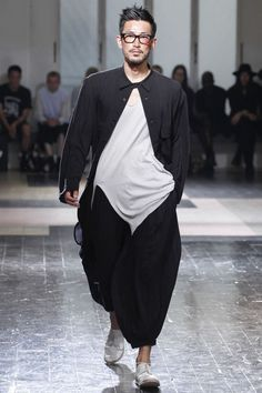 I could see this designed as a step in drawstring waist and neckline.