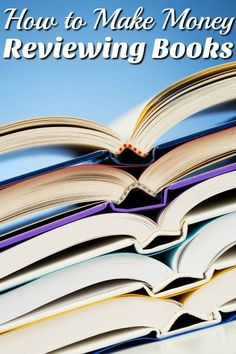 If you want to know how to make money online review books I can show you. If you are an avid reader and like to give your opinion this might be the job for you. Find out how!