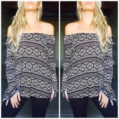 Only 2Mediums Left🌸 Love this piece ❤️ Very soft & easy to wear, Chic & Sexy. Available in sizes S, M, L. *** Please do not purchase this listing, comment below with your size and I will make you a personal listing💞 xo Bohemian Sea Tops Blouses