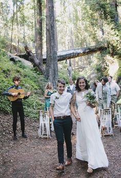 Jocelyn and Caroline LGBTQ Wedding