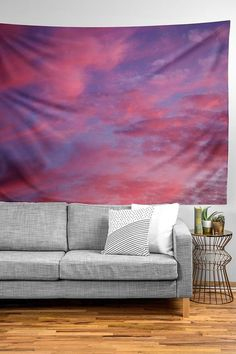 So happy to introduce my home décor collection with Denver based home décor company, DENY Designs!  Together, we've paired my photography and artwork with their high quality home décor products to make your home unique and awesome!  Make a HUGE impact in any room with our unique wall tapestries!  DETAILS - 100% lightweight polyester with printed top and finished edges  - Machine wash cold on gentle cycle. Tumble dry low. Do not bleach or iron.  - Two sizes - Small: 50 x 60 & Medium: 60 x ...