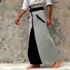 long skirt for men HUSKY