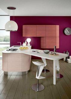 Centro Kitchen_model: Volee Kitchen Models, Kitchen Collection, Office Desk, Furniture, Home Decor, Desk Office, Decoration Home, Desk, Room Decor